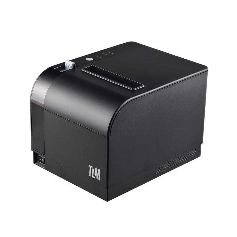 Impresora Negra para TPV. Punto Computer Tenerife.